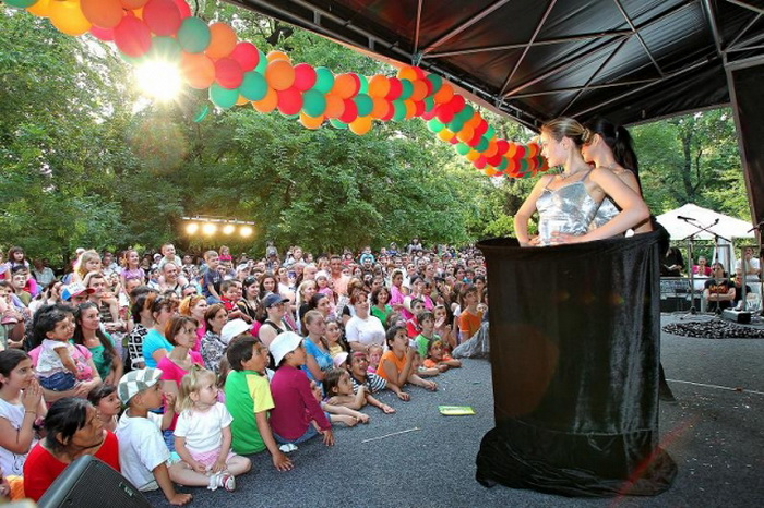 Magician petreceri copii